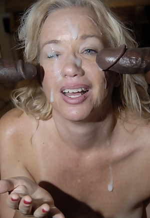 Free MILF Bukkake Porn Galleries