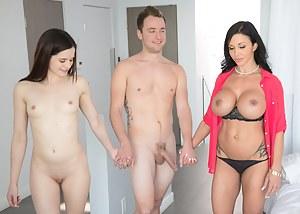 Free MILF FFM Porn Galleries