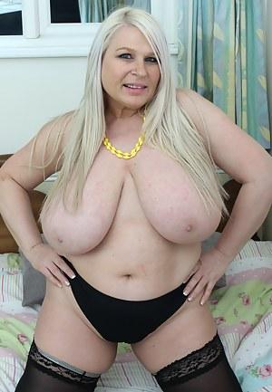 Free Fat MILF Porn Galleries